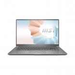 Máy tính xách tay - Laptop MSI Modern 15 A11M 099VN Silver