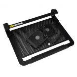 Đế tản nhiệt laptop - Laptop heater soleplate Cooler Master U2 PLUS (R9-NBC-U2PK-GP) - Black
