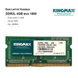 Bộ nhớ trong - Ram Laptop Kingmax DDR3L 4GB bus 1600MHz (KM-SD3L-1600-4GS)