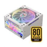 Nguồn Máy Tính - PSU PC Super Flower Leadex III Gold ARGB 550W - White (SF-550F14RG-WH)