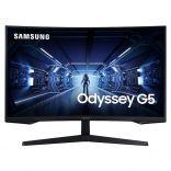 Màn Hình Máy Tính - Computer Screen Samsung LC32G55TQWEXXV 32 inch WQHD 144Hz Cong