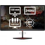 Màn Hình Máy Tính - Computer Screen HP OMEN X 25f Gaming 4WH48AA 24.5inch FHD TN 240Hz