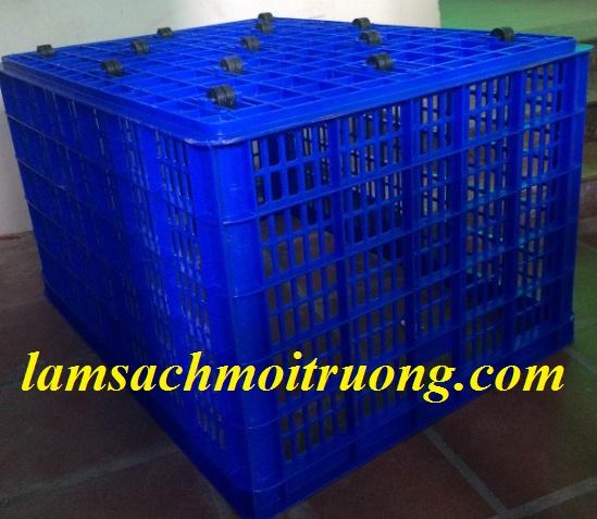 Sóng Nhựa Rỗng HS015