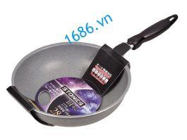 Chảo ceramic chống dính 28cm dùng được cho bếp từ - sâu lòng