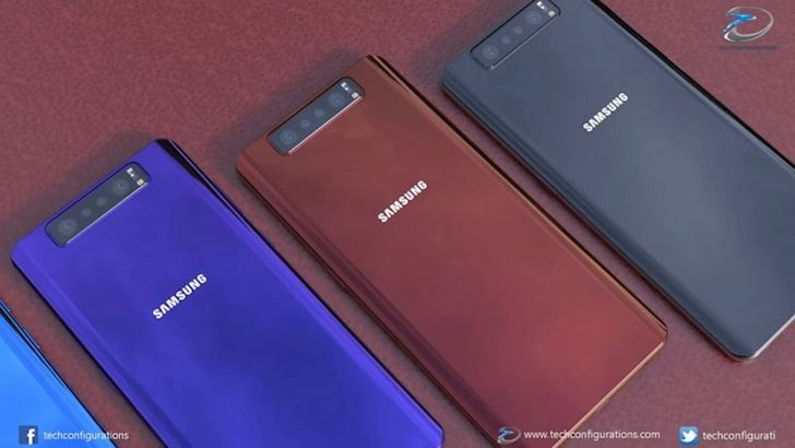 samsung Galaxy s11 lộ Diện Với Thiết Kế Đẹp Lạ,Tràn Viền Tuyệt Đẹp