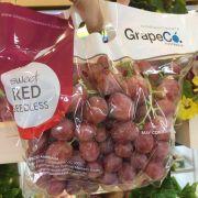 Nho Đỏ Sweet Red Úc