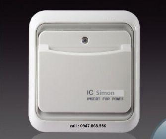 Công tắc thẻ RFID Simon
