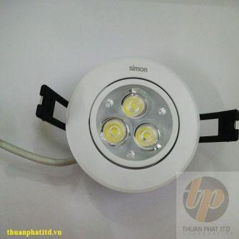 PC LED SPOTLIGHTS ánh sáng vàng 5W