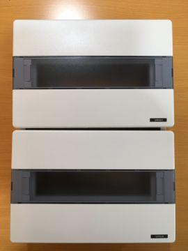 Tủ điện âm tường simon 40 Aptomat