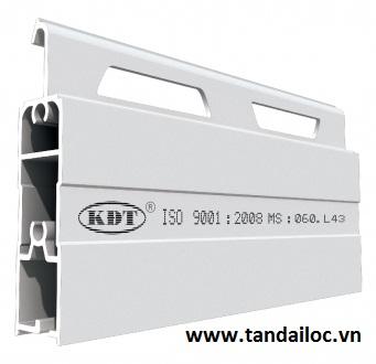MS 060L43 - 10,5 kg/m2