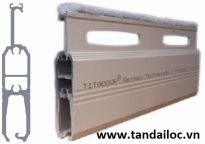Cửa cuốn Đức Titadoor PM1060S