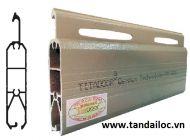 Cửa cuốn Đức Titadoor PM-481K