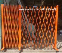 Hàng rào xếp di động kéo tay chữ T