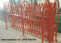 Hàng rào xếp di động kéo tay chữ U