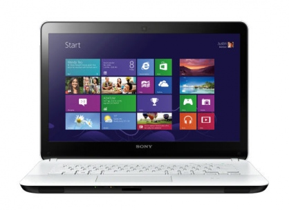 Laptop Sony Vaio Fit SVF-14322CX/W