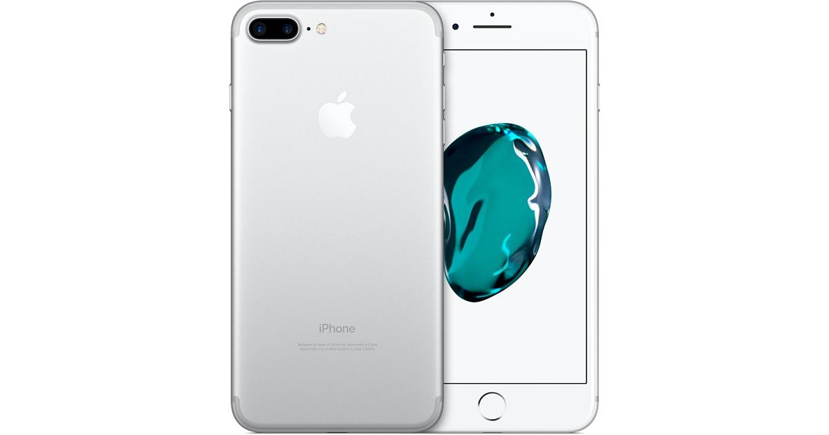iPhone 7 plus Trắng Quốc tế 256GB