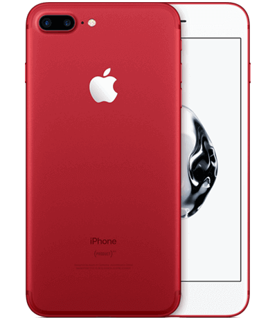 iPhone 7 plus Đỏ Quốc tế 256GB