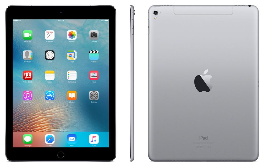 """iPad pro 9.7"""" Đen Quốc tế 256GB"""