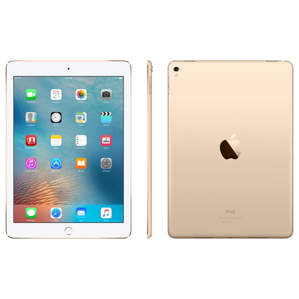 """iPad pro 9.7"""" Vàng Quốc tế 128GB"""