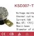 Rơle nhiệt KSD307-TT