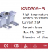 Rơle nhiệt KSD309-B