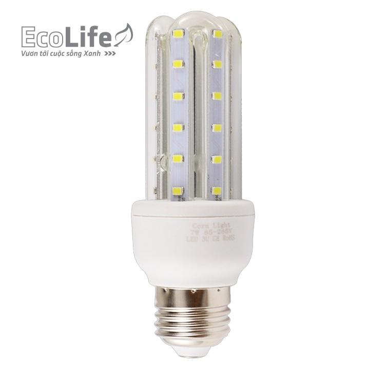 Bóng đèn LED ECO BU-7W/Vàng