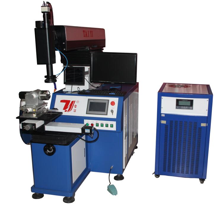 Máy hàn laser 4D tự động