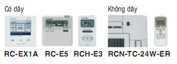 Dàn lạnh âm trần cassette điều hòa 2 chiều VRF Mitsubishi FDTC36KXE6F