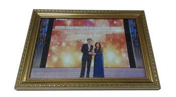 Daikin trao tặng giải thưởng Good Performance In Packaged Award