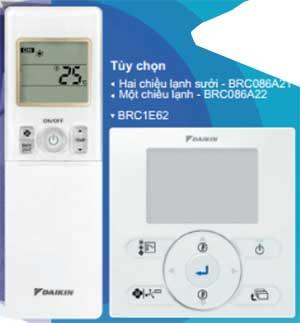 Điều khiển dàn lạnh điều hòa multi FFA50RV1V 18000BTU