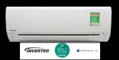 Điều hòa treo tường 1 chiều Inverter Panasonic PU24TKH 24000BTU R32