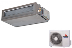 Điều hòa nối ống gió 2 chiều Inverter Mitsubishi FDUM50VF 17100BTU