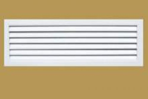 Cửa gió kiểu lưới hắt nan cong AGL
