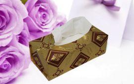Hộp khăn giấy Soft Life dùng trong gia đình