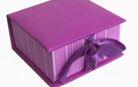 Mẫu hộp đựng quà tặng cao cấp, chất lượng bền đẹp, có sẵn hàng