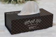 Hộp khăn giấy ăn Soft Life HKM04