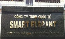 THI CÔNG CHỮ INOX NỔI TẠI TÒA NHÀ