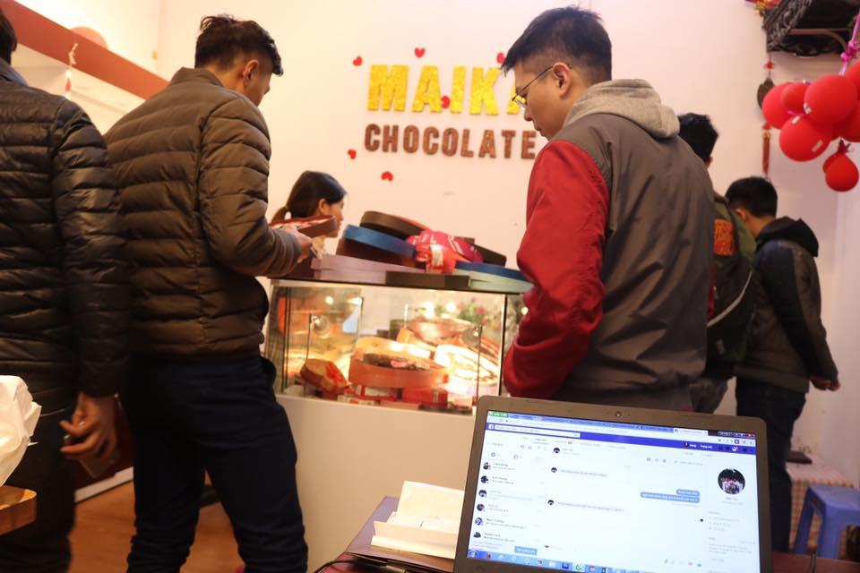 tổng quan về maika chocolate 12