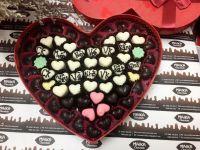 TOP 5 mẫu socola valentine 2018 hot nhất