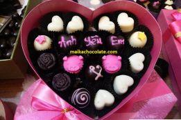 Bán buôn socola valentine 2018 giá rẻ nhất Hà Nội