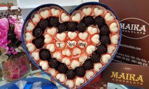 MAIKA CHOCOLATE|Bán buôn socola 2018 rẻ nhất Miền Bắc