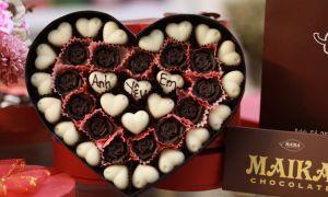 MAIKA CHOCOLATE  Tại sao nên mua socola Valentine tại Maika Chocolate?