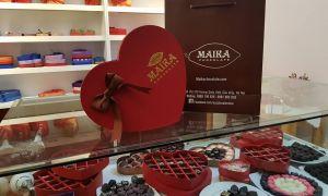 MAIKA CHOCOLATE  Địa chỉ bán buôn socola giá rẻ - Mua sỉ trực tiếp từ xưởng sản xuất