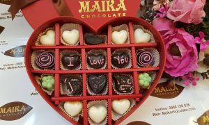 MAIKA CHOCOLATE | Bán lẻ socola Valentine 2018 mẫu đẹp nhất Hà Nội