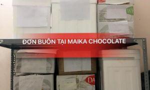 MAIKA CHOCOLATE I Địa chỉ cung cấp sỉ socola toàn quốc với giá rẻ nhất