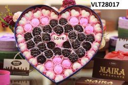MAIKA CHOCOLATE I Cơ sở sản xuất socola handmade giá rẻ, mẫu mã đẹp, đa dạng