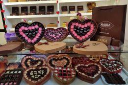 MAIKA CHOCOLATE I Những hình ảnh về socola valentine 2018 đẹp nhất
