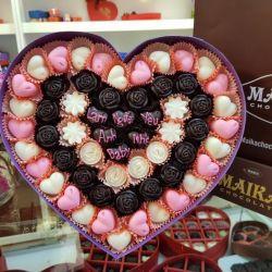 Hộp quà socola Valentine lãng mạn số 11