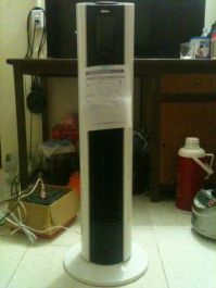 Quạt điện hình ống cao cấp Tosiba. Model; F-TP5X