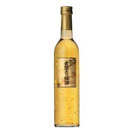 Rượu mơ vàng